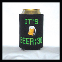 Ready to Ship It's Beer30 Can Cooler