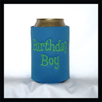 Ready to Ship Birthday Boy Can Cooler