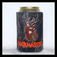 Ready to Ship Buckmaster Deer Can Cooler