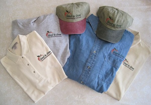 Good To Grow Shirts and Hats
