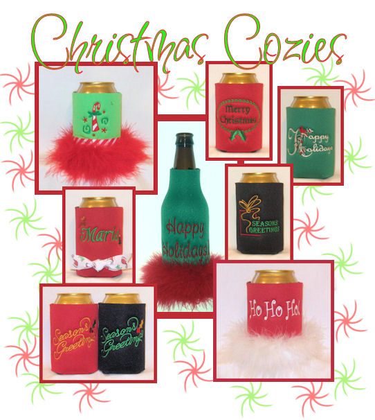 Create Your Own Christmas Coolers