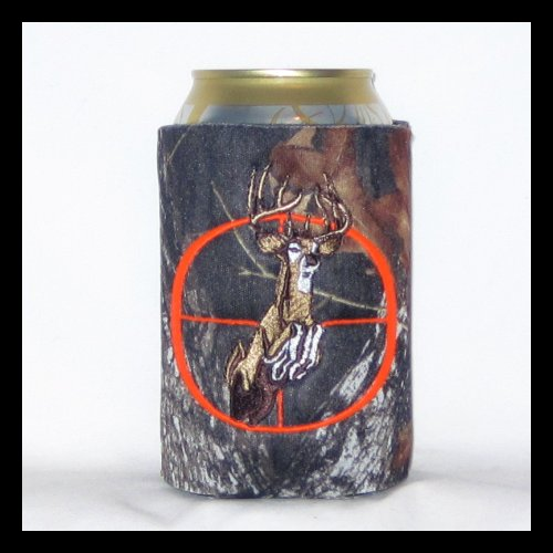 Ready to Ship Deer in Scope Can Cooler